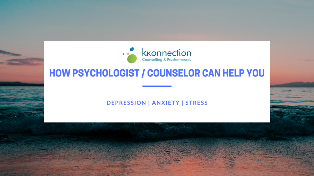 PSYCHOLOGIST & COUNSELLOR